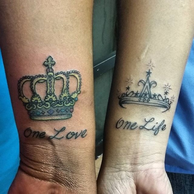 9 tattoo ideas for couples who plan to make it last forever for How to plan tattoos